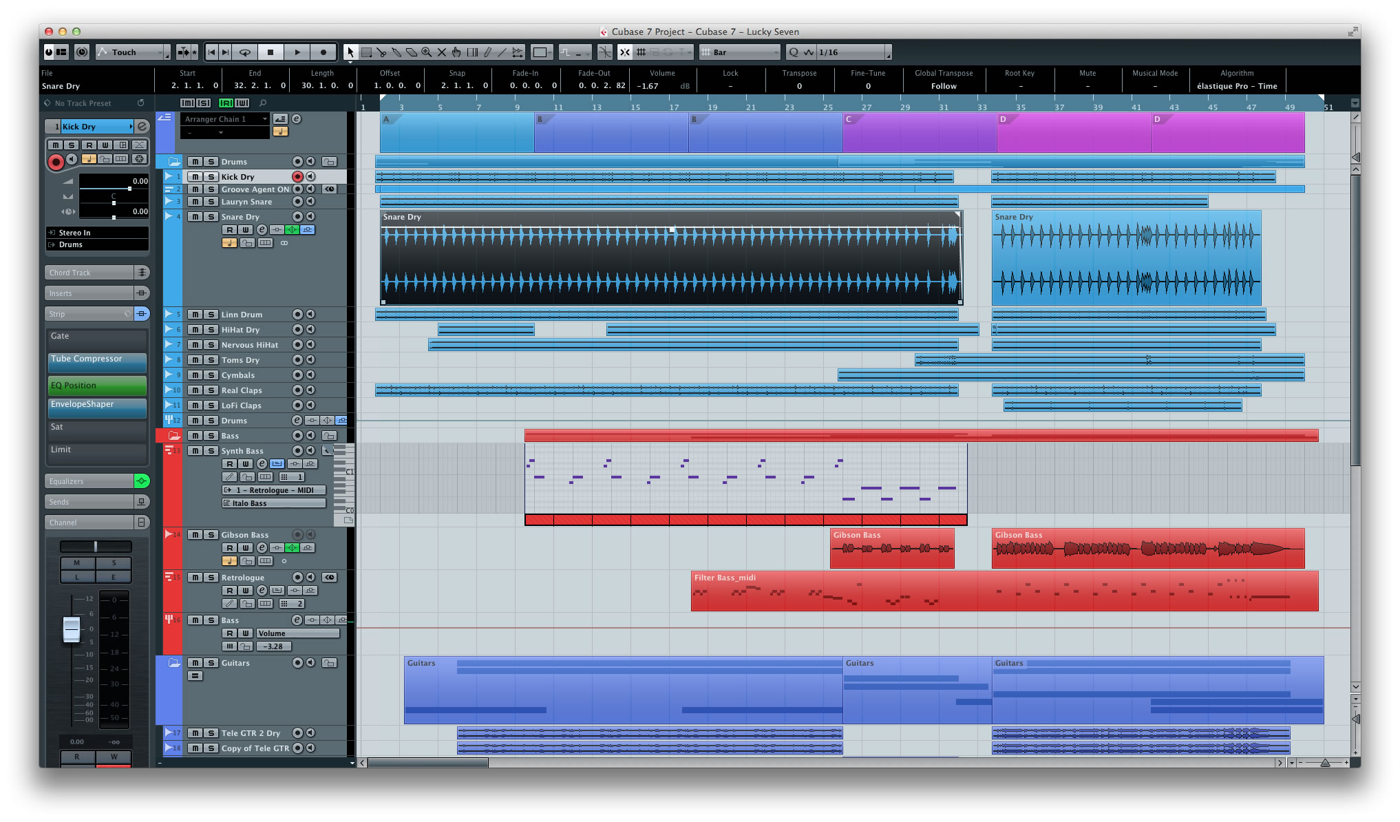 CUBASE 7 IS COMING