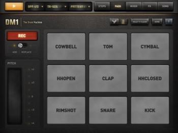DM1 Drum Machine