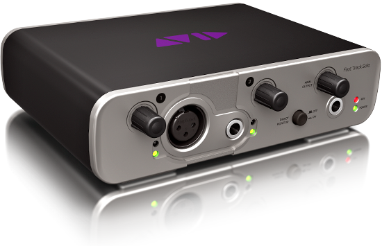 AVID FAST TRACK USB REVIEW