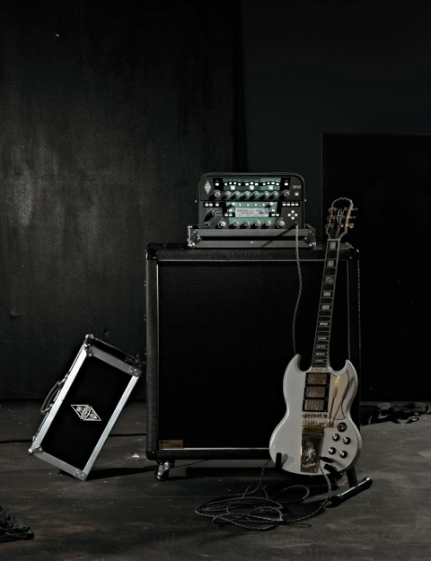 EVERY GUITAR RIG YOU EVER NEED