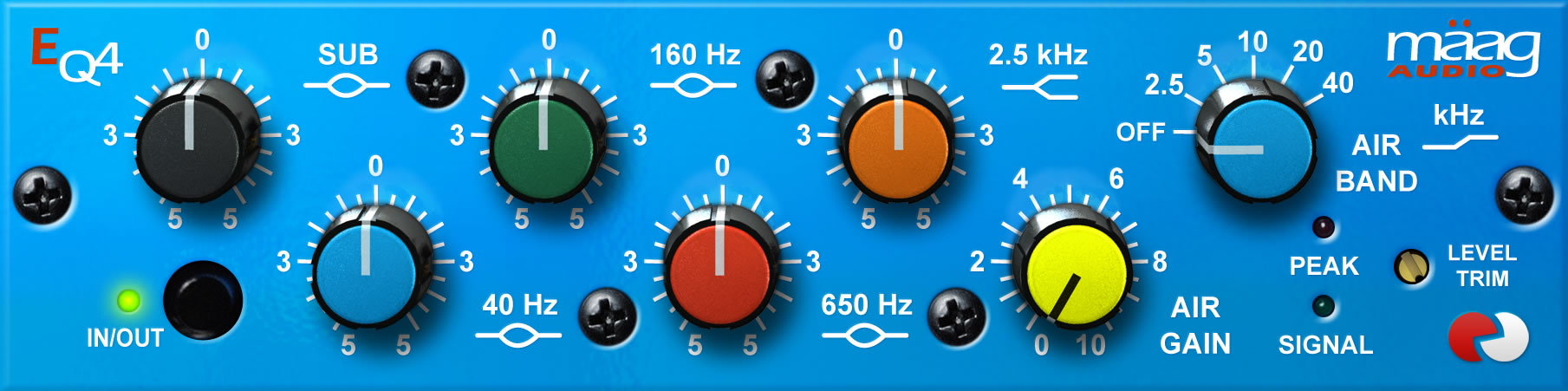 MINI-REVIEW: PLUGIN ALLIANCE'S MAAG AUDIO EQ4