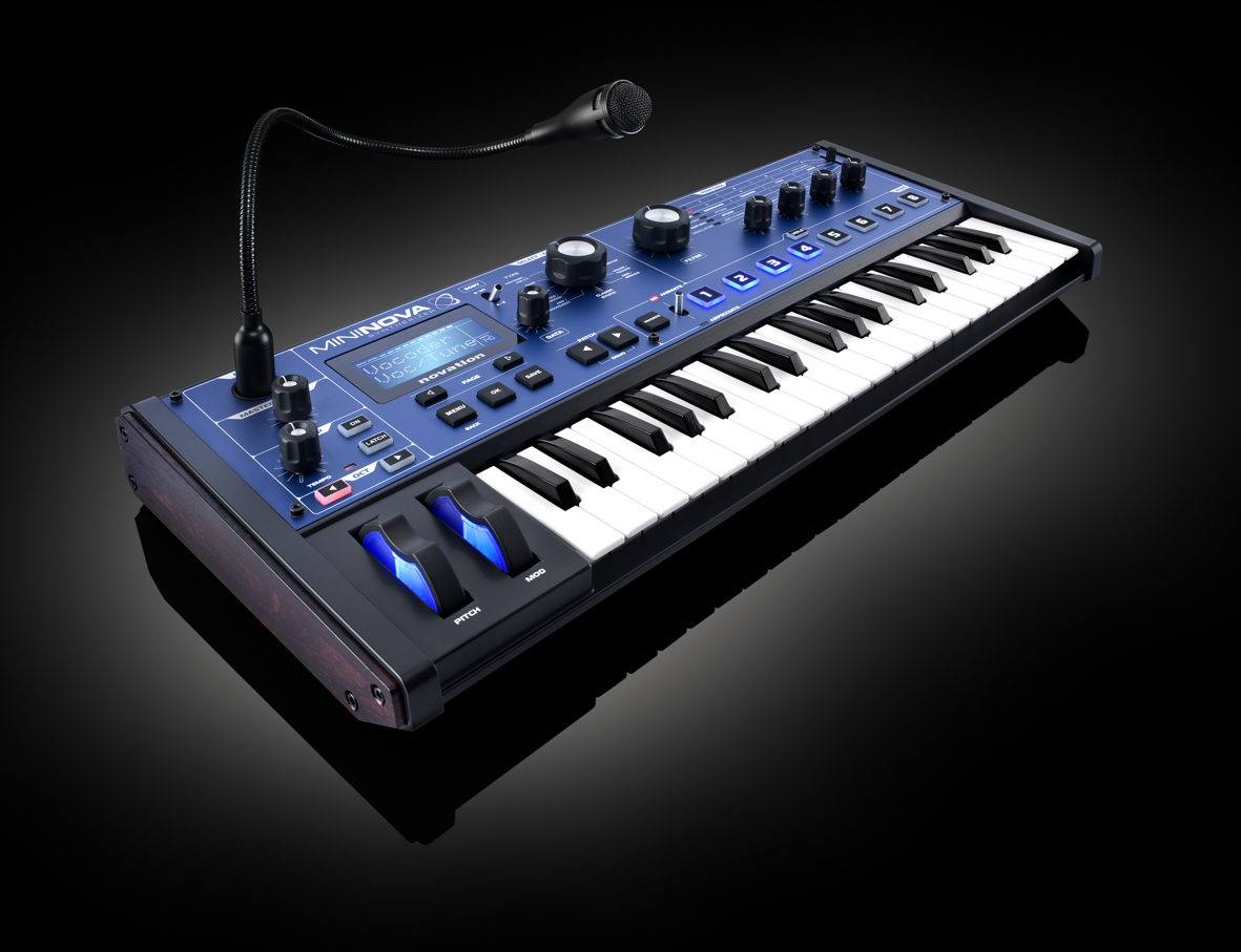 NOVATION GET MORE VOCAL