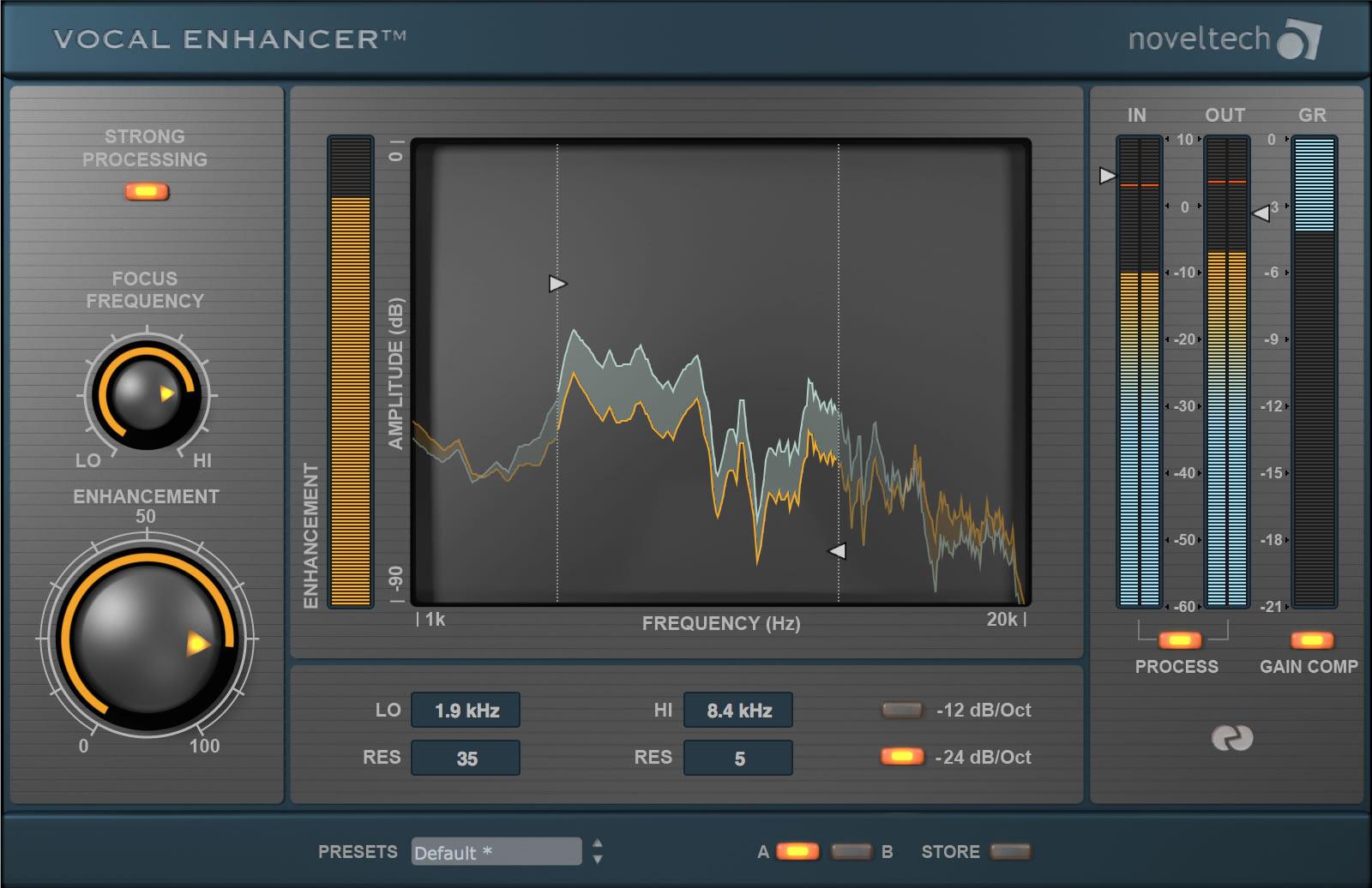 PLUG-IN REVIEW: NOVELTECH VOCAL ENHANCER